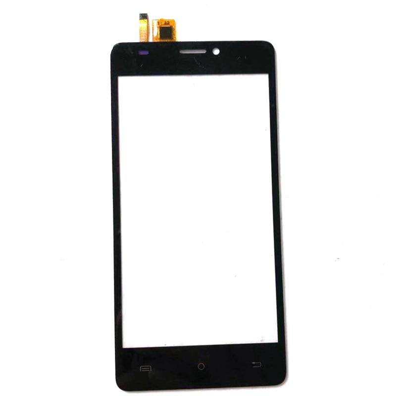 High quality For BQ BQS-5005L BQ5005L BQ-5005L Intense BQ 5005L Touch Screen Digitizer Touch Panel Black Color with tape