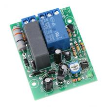 Ac 220V Tijdrelais Vertraging Schakelaar Module Input/Output Vertraging Uit Schakelaar Verstelbare 0 Sec-100 Min Relais Rele timing Turn Off Board