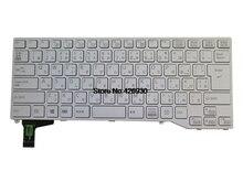 Clavier dordinateur portable Pour Fujitsu LH348 LH548 LH35/C2 LH55/C2 FMVL35C2W FMVL55C2W Japonais JP JA CP759749-01 FJM16J50J03D852