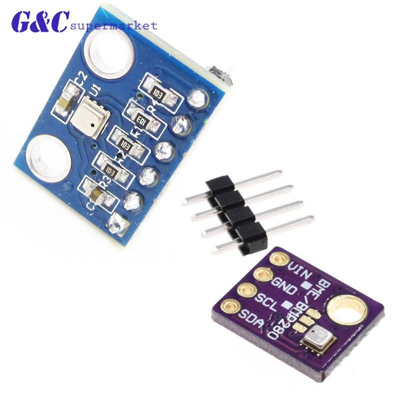 3In1 BME280 Sensor Digital de humedad temperatura módulo con Sensor de presión barométrica GY-BME280 I2C SPI 1,8-5V