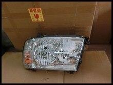 Qirun headlight assembly for Toyota Land Cruiser FJ100 UZJ100 4700 1998-2007