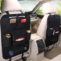 Car Storage Bag Back Seat for Volkswagen VW Golf 5 6 7 JETTA PASSAT B5 B6 B7 B8 MK4 MK5 MK6 Tiguan Beetle Polo Bora T-ROC