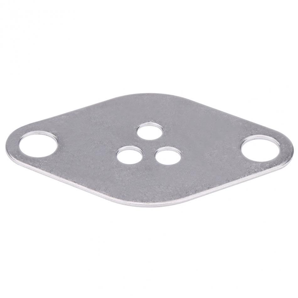 EGR Valve Blanking Block Plate Gasket Kit for FIAT ALFA LANCIA VAUXHALL OPEL 1.9 JTD CDTI 8V Car Accessories