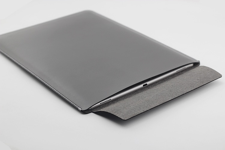 "Para Alcatel 3T 8 2018 de 8,0 ""Tablet caso de microfibra de cubierta de cuero suave bolsa protectora manga bolsa"