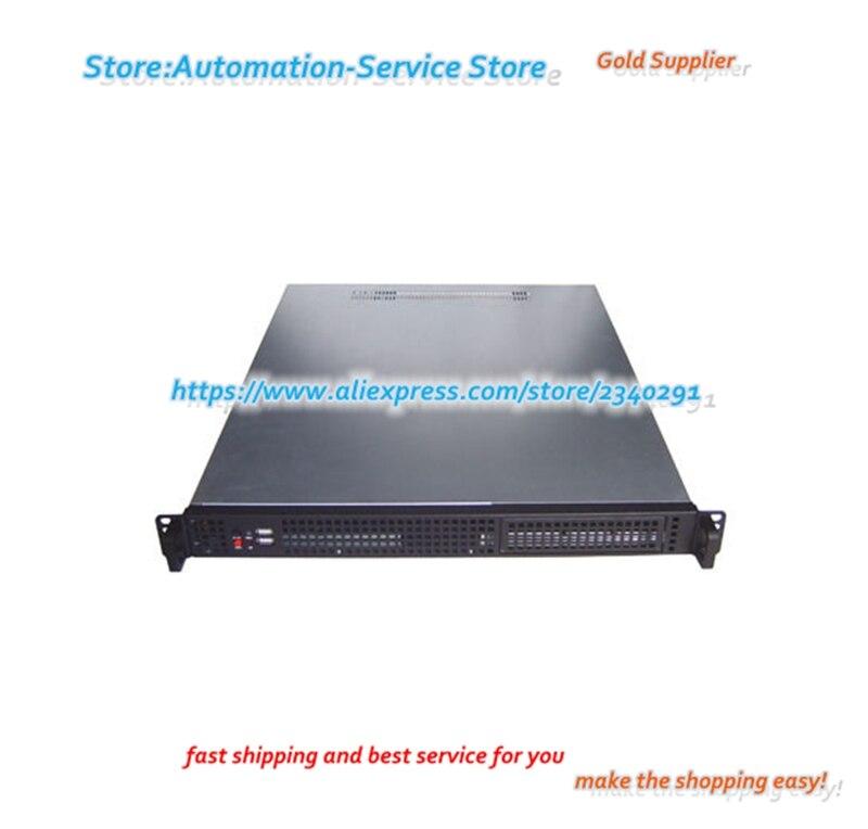 1U Server servidor de la caja grande 4 disco duro o dos disco duro