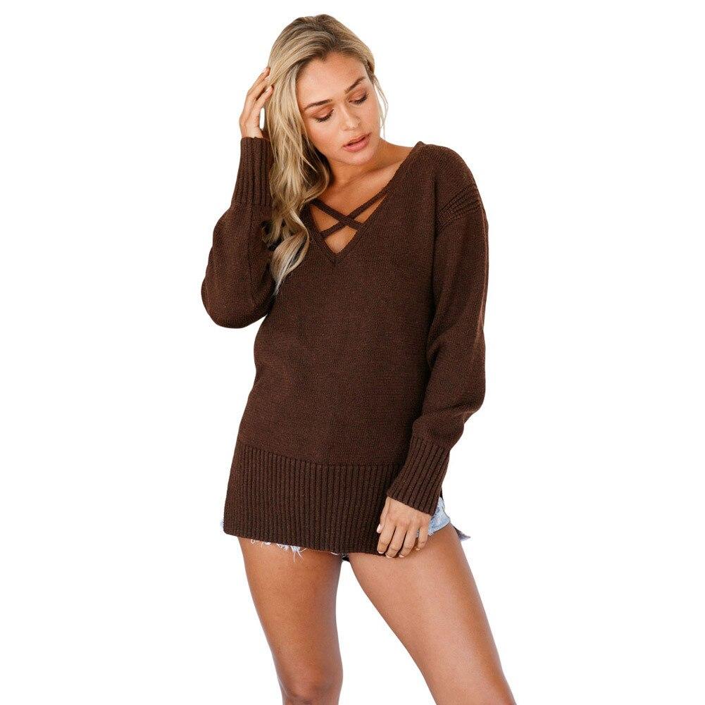 2018 полиэстер прямые продажи свитер женский пончо Женский пуловер осень зима новый узор рукав V Of And свитер