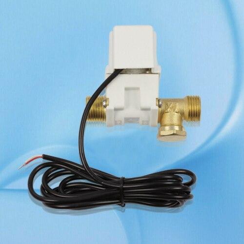 12В DC NC нормально закрытый Соленоидный клапан для SR500 SR501 Солнечный водонагреватель контроллер Shuangri Ultisolar iSentrol Электроника