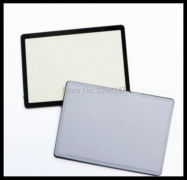 New For Nikon D3100 Back Cover Screen Display LCD Glass D3000 D3200 D3300 D3400 Camera Replacement Unit Repair Part