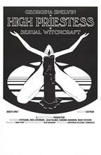 N1106 HOHE PRIESTESS VON sexyUAL HEXEREI Film XXX sexy Wand Aufkleber Seide Stoff Poster Art Indoor Decor Helle