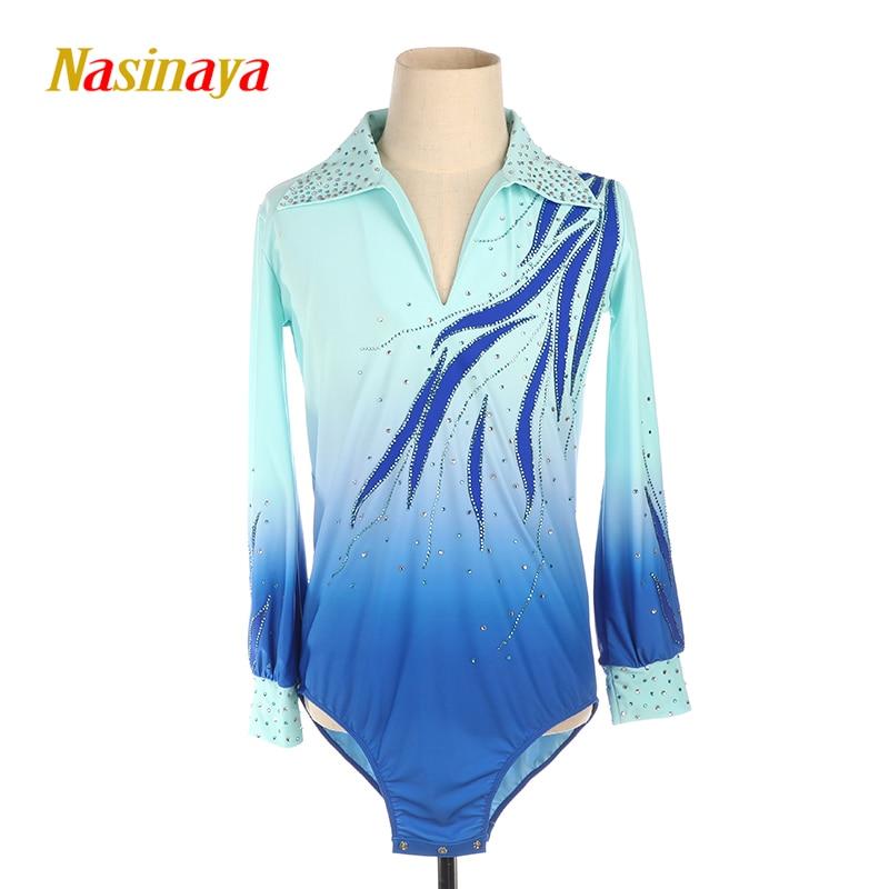 nasinaya-boys-man-figure-skating-performance-clothing-customized-competition-ice-skating-leotard-kids-gymnastics-gradient-blue