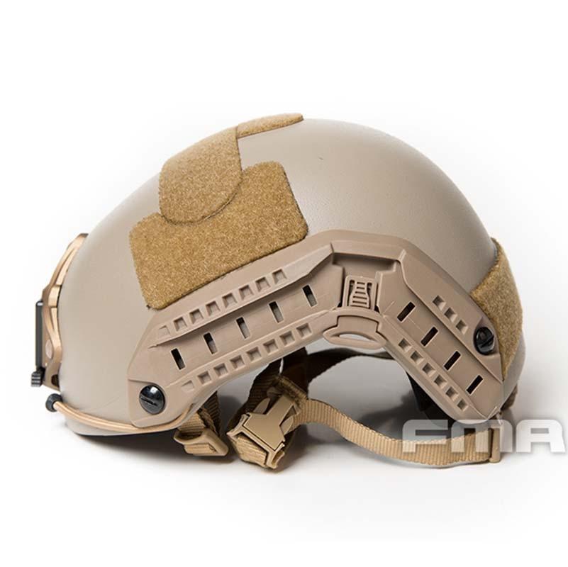 FMA морской шлем толстая и тяжелая версия BK/DE/FG (M/L) тактический военный защитный шлем