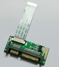 "1.8"" ZIF/LIF CE HDD Hard Disk Drive SSD to 7+15 22 Pin SATA Adapter Converter"