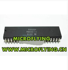 2 PCS/LOT R6502AP R6502A R6502 DIP-40 IC