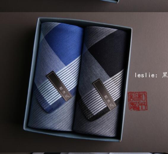 Hombre pañuelo 100% algodón 43X43cm