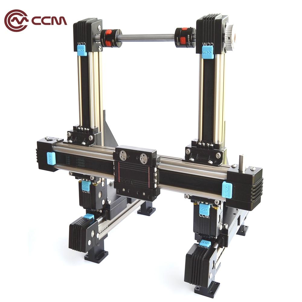 Impresora 3d supergrande, guía lineal, robot XYZ, precio
