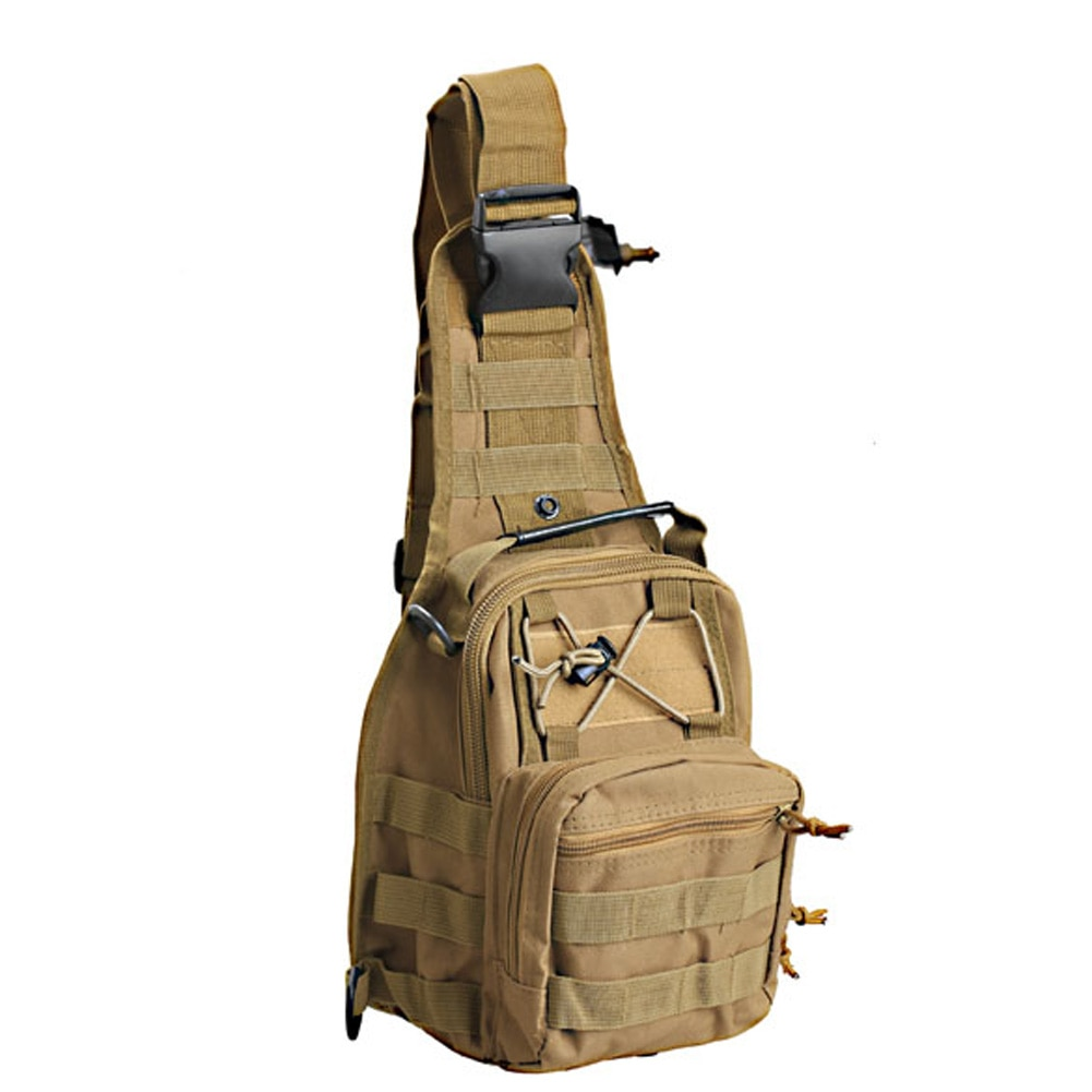 2018 Hot Selling  Crossbody Shoulder Bag Oxford cloth Military Haversack Casual FA$B Women bag