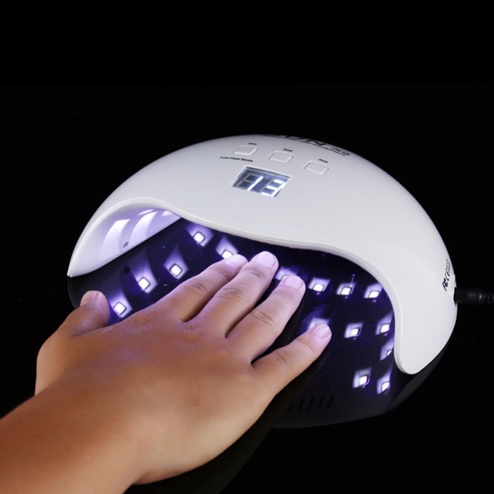 UV lámpara LED para secado de uñas 21 Leds SUNX9 Gel manicura Dual uñas arte herramienta con 30 S/60 S/99/S temporizador