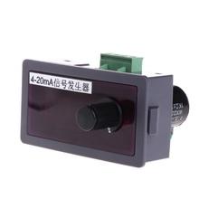 Source de Signal de courant de générateur de Signal de cc 12V/24V 4-20mA avec la Protection de polarité