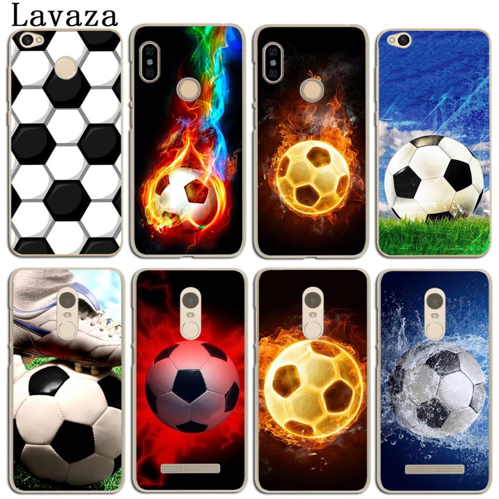 Lavaza Sports Soccer Football Case for Xiaomi MI A3 A2 9 9T CC9 CC9E 8 lite SE A1 Mi9 Redmi K20 8A 7A 6A Note 8 7 6 5 Pro