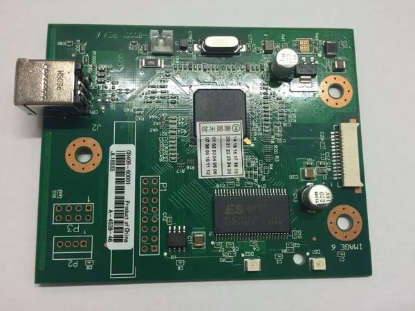 GiMerLotPy Formatter Board logic Main Board MainBoard for LaserJet 1020 1018 1020plus CB409-60001 Q5426-60001 CB440-60001 недорого
