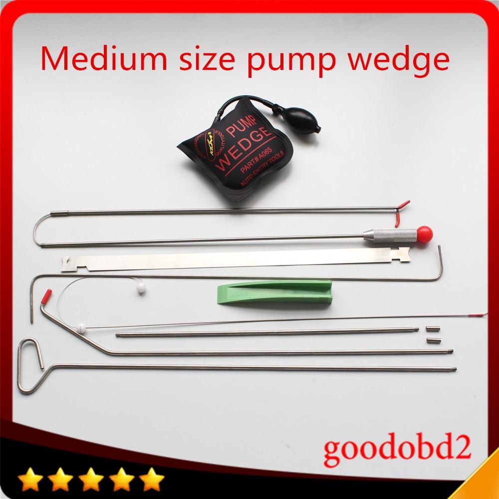 AliExpress - High Quality Dent Repair Tools for Car Repair Tool Kit Klom Pump Wedge A065 Air Wedge Airbag Auto Entry Kit