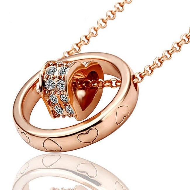 2021 Fine Jewelry Accessory European and American creative alloy necklace Crystal from Swarovskis For Woman and Female