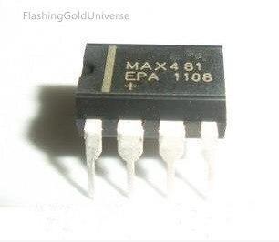 50 piezas MAX481EPA MAX481 nuevo original