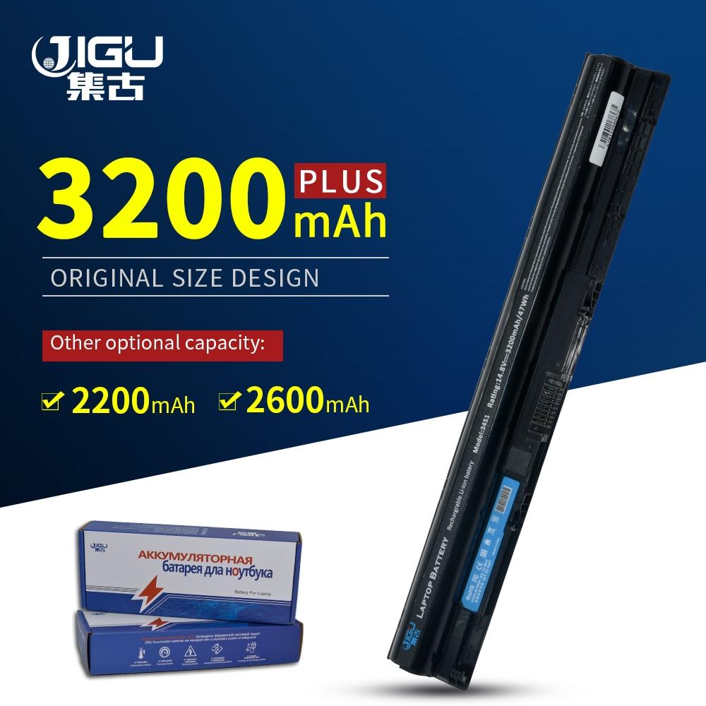 JIGU بطارية كمبيوتر محمول لديل 5558 5755 5758 N3451 سلسلة خط العرض 15 3570 3460 3470 3000 3560 Vostro 14 3468 15 3558 3559 3568