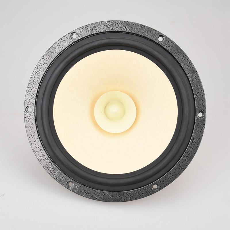 HIFIDIY LIVE 8.8 inch 8'' 223mm Full frequency speaker unit 8OHM 160W High midbass  loudspeaker QF8a hi-fi AUDIO speakers