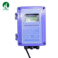MHC-3000B Wall Mounted Ultrasonic Flowmeter with L2 Sensor Signal Input 3 Channels 4-20mA Current Input Precision 0.1