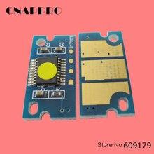 44250724 44250716 44250723 44250715 puce de Toner dimprimante pour OKI Okidata C110 C130 MC160 données C 110 130 MC 160 puces de cartouche