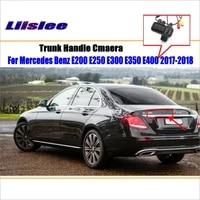 car rearview camera for mercedes benz e200 e250 e300 e350 e400 2016 2019 hd backup parking cam