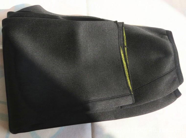 (Spodnie + Pas) hot shaper body frezarki talia trener majtki wyszczuplające spodnie i pasy super stretch neopren bryczesy dla kobiet 3