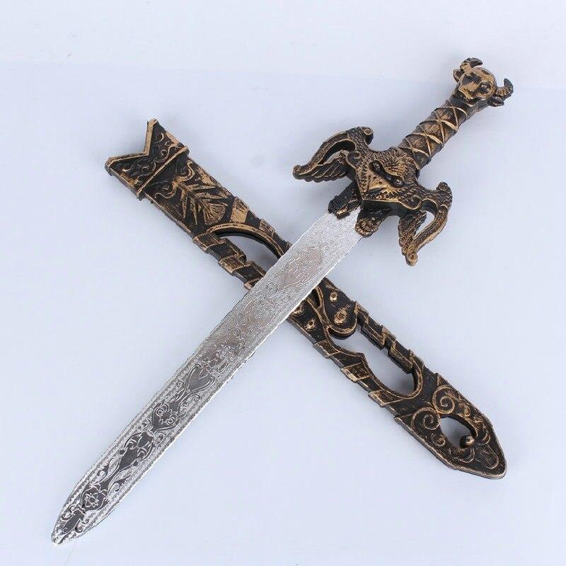 Люди платье аксессуары моделирование детских игрушек оружие пластиковый меч рыцарь От 8 до 11 лет Детские игрушки меч фильм и ТВ 2021