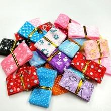 10Yards/paquet Lots Styles mélanger 25MM largeur imprimé Organza rubans mariage décorations de noël bricolage accessoires