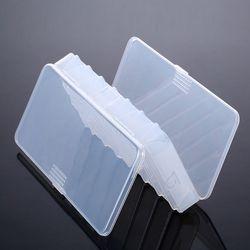 Рыболовная приманка Wihte, 14 отсеков, жесткий пластиковый чехол, двусторонний Спиннер, полезный многофункциональный ящик для хранения рыболовных снастей