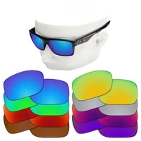 oowlit polarized replacement lenses for oakley twoface oo9189 sunglasses