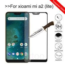 Xiomi Mi A2 Lite закаленное стекло для Xiaomi Mi A2 Lite Защитное стекло для экрана Xaomi Mia2 A2lite 6X A 2 световая защитная пленка
