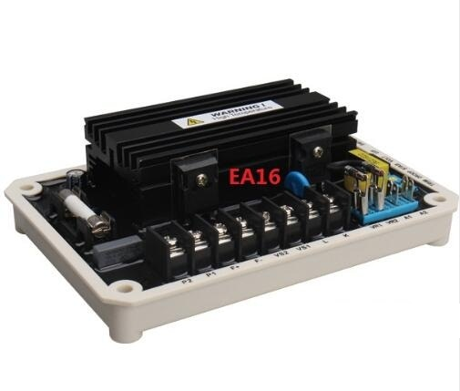 50-60Hz منظم جهد كهربائي أوتوماتيكي ل فرش مولد avr EA16