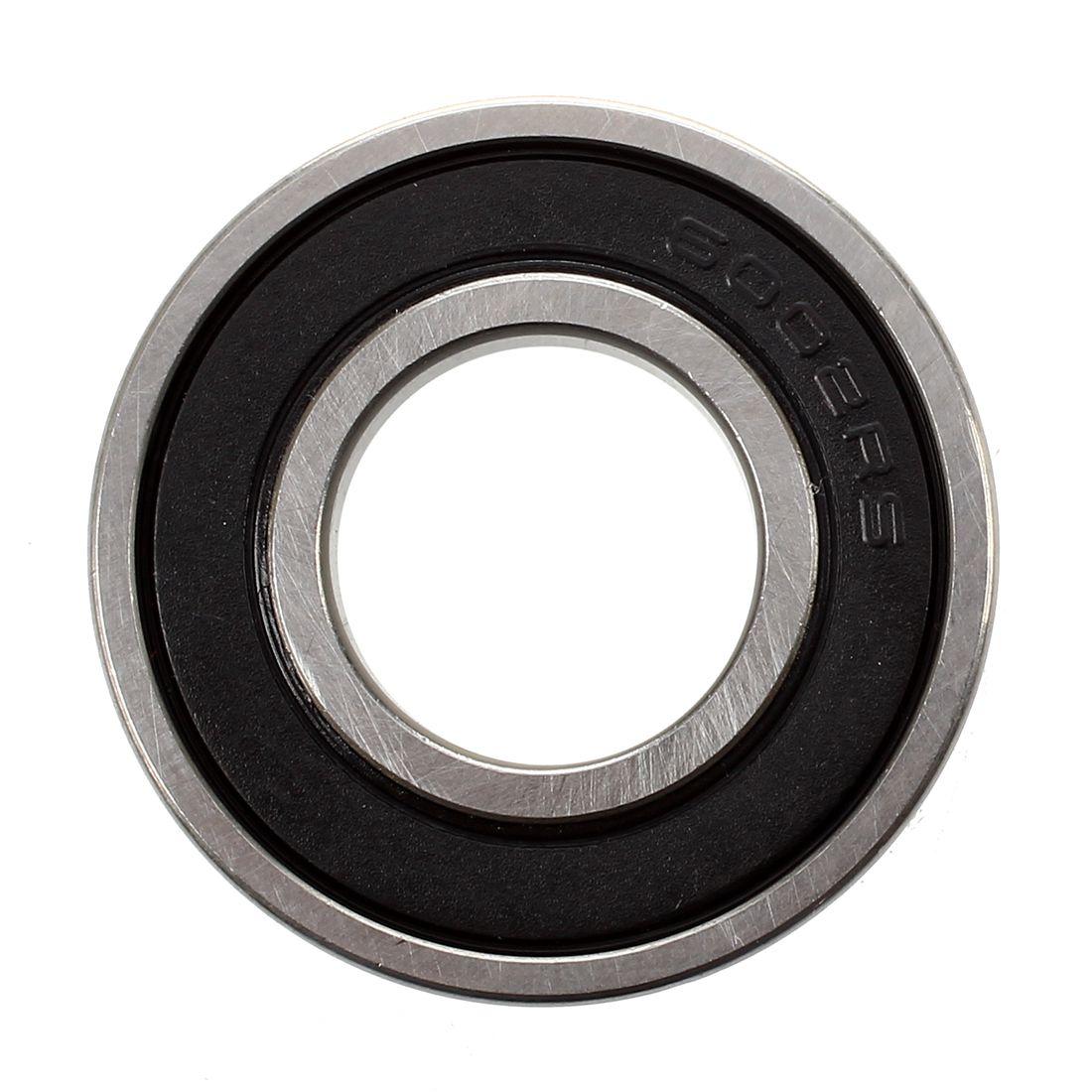 Venta al por mayor de 15mm x 32mm x 9mm de ancho de una sola fila de ranura profunda sellado Rodamiento de bolas Radial 6002RS