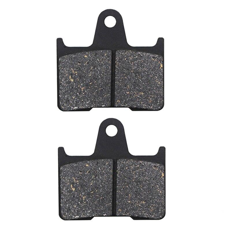 Motorcycle Rear Brake Pads for SUZUKI GSXR 600 GSXR600 K4 / K5 2004 2005 GSF 650 GSF650 Bandit Non ABS 2005 2006