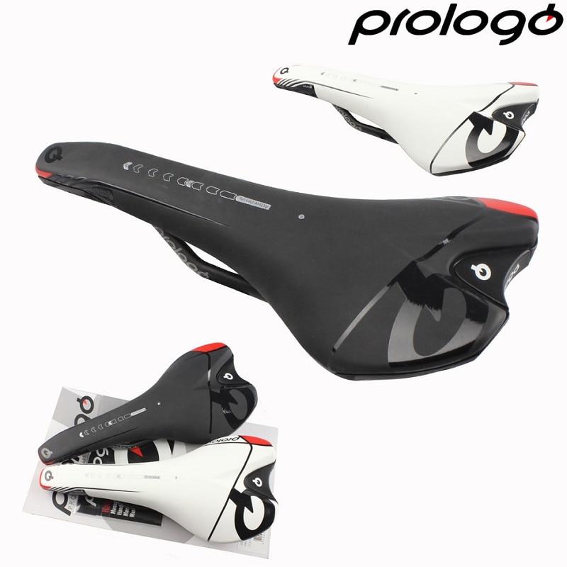 Prologo Original SCRATCH 2 NACK 134 asiento de microfibra para bicicleta de carrera ultraligero PU asiento de Ciclismo de densidad activa