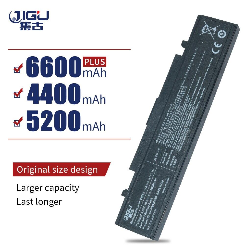 JIGU черный Аккумулятор для ноутбука Samsung AA-PB9NC6W AA-PB9NC6W/E AA-PB9NS6B AA-PB9NS6W AA-PL2NC9W AA-PL9NC6B