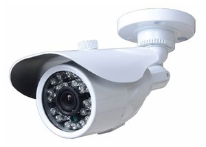 Security CMOS LED 1000TVL IRCUT Waterproof CCTV Bullet Surveillance Camera System  With Low Price
