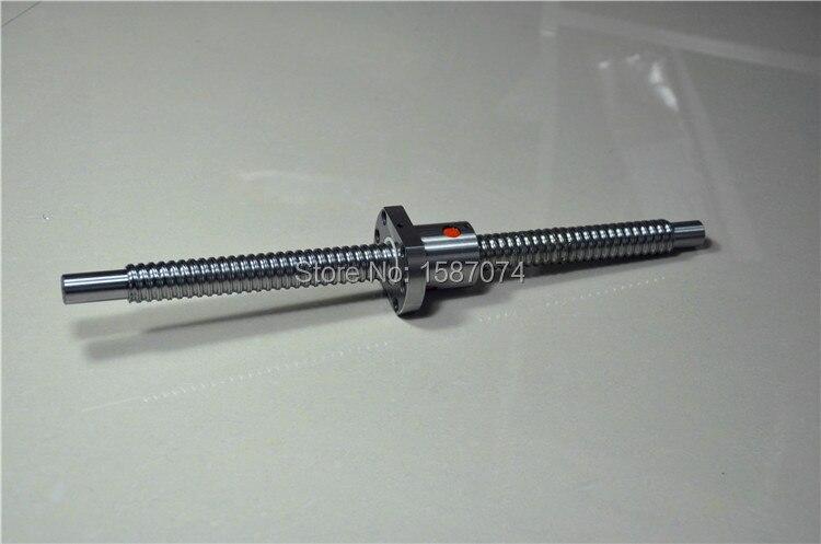 Envío Gratis tornillo de bola SFK0601 mini tornillo de bola 0601 6mm longitud de tornillo de bola 200mm