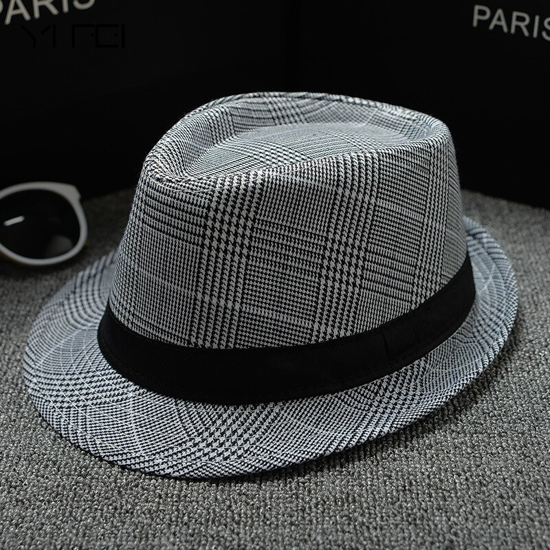 Chapéus de sol do panamá chapéus de sol bonés de jazz chapéu de estilo britânico