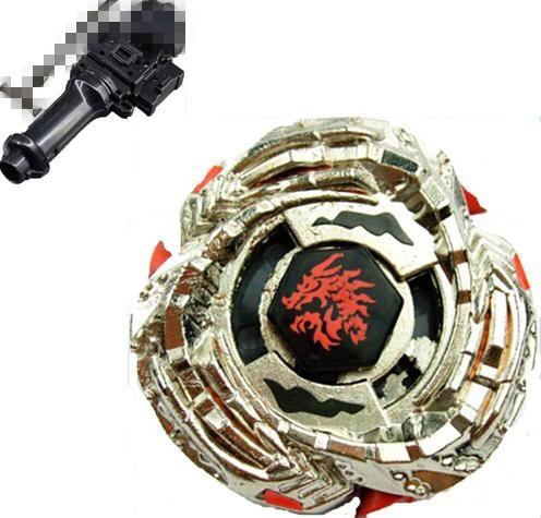 Spinning Top L-Drago guardián S130MB (destruir Destructor) BB-121B giroscopios de juguete lanzadores lyra de madera