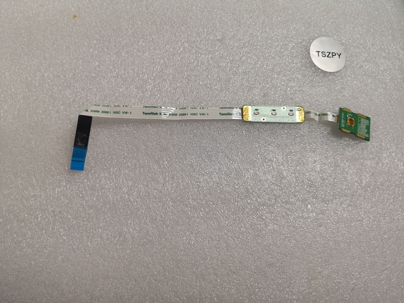 Botão Power Board para Dell Vostro A840 A860 1014 1015 DAVM8DYB2B0