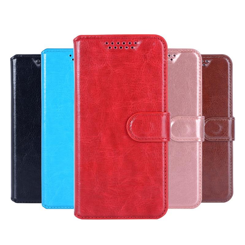 Fundas telefonicas de lujo para Huawei Ascend G6 G7 G8 G9 G630 G610 G510 Flip Cover Coque Wallet PU bolsos de piel de cuero
