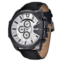 2020 mens watches top brand xinew leather band fashion luxury big face casual quartz wrist watch reloj hombre grande moda lujo